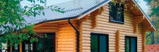 Преимущества домов из оцилиндрованного бревна по сравнению с другими материалами